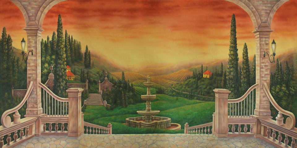 Musicals Backdrops